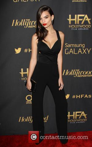 Emily Ratajkowski - The Hollywood Reporter's Official After Party For The 2014 Hollywood Film Awards held at the W Hollywood...
