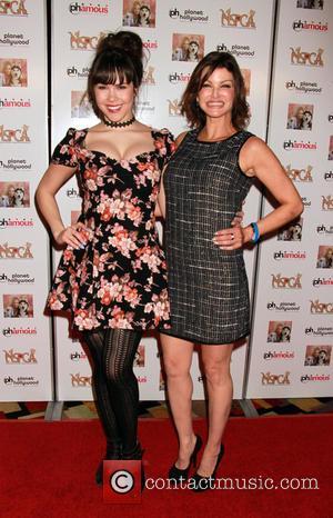 Claire Sinclair and Carla Pellegrino - Jennifer Harmon Celebrity Poker Tournament Benefiting Nevada SPCA inside Planet Hollywood Resort and Casino...