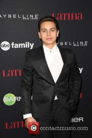 Jake T. Austin - A host of celebs were snapped as they attended LATINA Magazine's