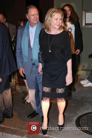 Rick Hilton and Kathy Hilton - Rick Hilton and Kathy Hilton have dinner at Craig's at West Hollywood - Los...
