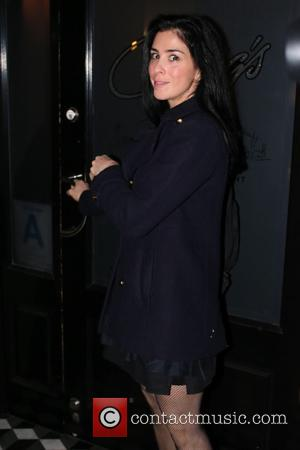 Sarah Silverman - Sarah Silverman has dinner at Craig's at West Hollywood - Los Angeles, California, United States - Friday...