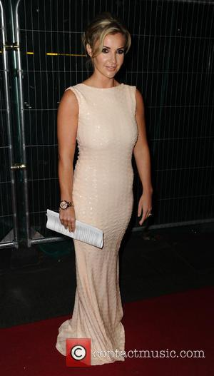Helen Skelton - 2014 Royal Television Society (RTS) North West Awards at the Hilton Deansgate Manchester Hotel - Arrivals -...