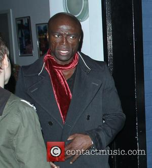 Chris Martin - Chris Martin and Seal are seen leaving a recording studio in Notting Hill after recording the new...