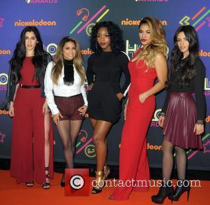 Dinah, Lauren Jauregui, Ally Brooke Hernandez, Normani Hamilton and Camila Cabello