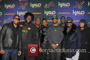 The Roots - Nickelodeon Halo Awards  - Red Carpet Arrivals - Manhattan, New York, United States - Saturday 15th...