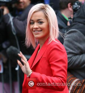 Rita Ora Stays Cool About 'Fifty Shades Of Grey' Role