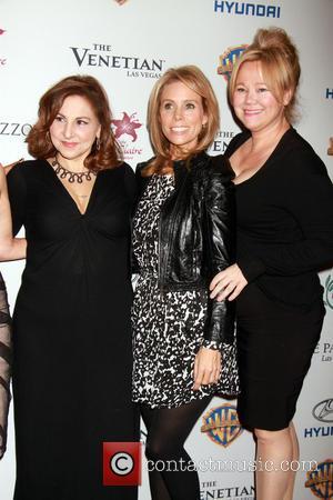 Kathy Najimy, Cheryl Hines and Caroline Rhea
