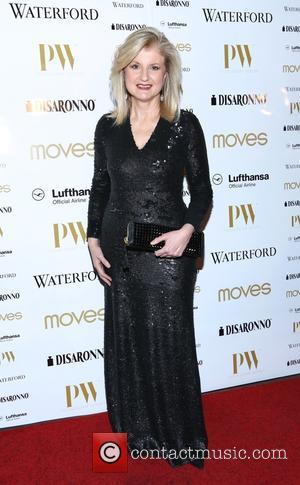Arianna Huffington - The Moves 2014 Power Women Gala at India House Club - New York, New York, United States...