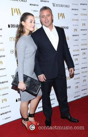 Matt LeBlanc - The Moves 2014 Power Women Gala at India House Club - New York, New York, United States...