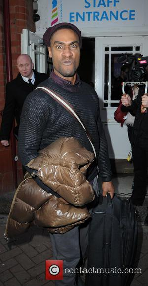 Simon Webbe - Celebrities and their dancers arrive at the Blackpool Tower Ballroom for tonight Strictly Come Dancing Live from...