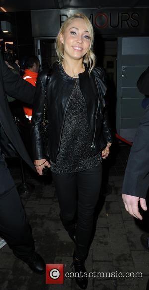 Iveta Lukosiute - Celebrities and their dancers depart Rumours Night Club after  the Strictly Come Dancing aftershow party. Blackpool...