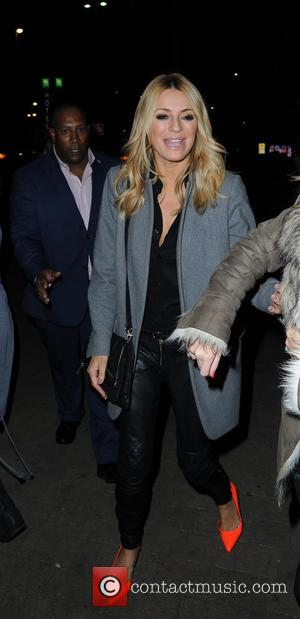 Tess Daly - Celebrities and their dancers arrive at Rumours Night Club For the Strictly Come Dancing aftershow party. Blackpool...