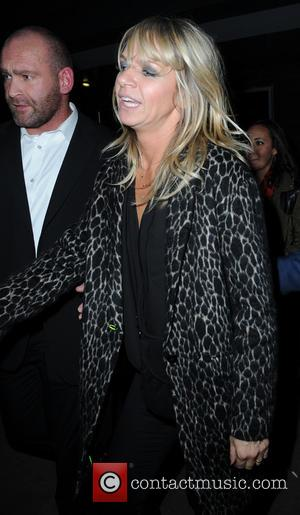 Zoe Ball - Celebrities and their dancers depart Rumours Night Club after  the Strictly Come Dancing aftershow party. Blackpool...