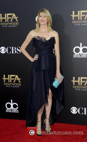 Laura Dern - The Hollywood Film Awards 2014 at Hollywood Film Awards - Los Angeles, California, United States - Saturday...