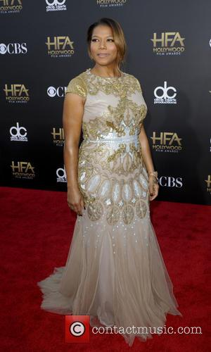 Queen Latifah - The Hollywood Film Awards 2014 at Hollywood Film Awards - Los Angeles, California, United States - Saturday...