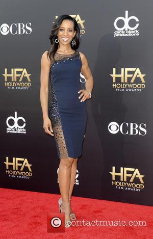 Shaun Robinson - The Hollywood Film Awards 2014 at Hollywood Film Awards - Los Angeles, California, United States - Saturday...