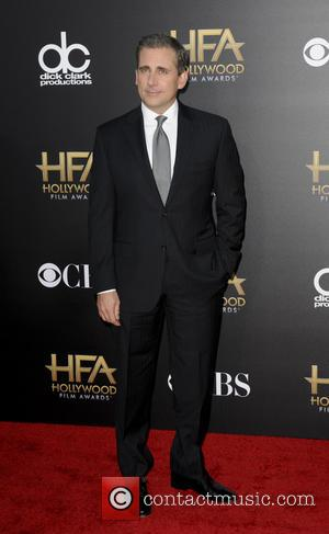 Steve Carell - The Hollywood Film Awards 2014 at Hollywood Film Awards - Los Angeles, California, United States - Saturday...