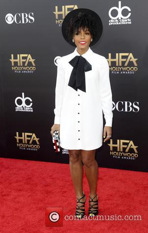 Janelle Monae - The Hollywood Film Awards 2014 at Hollywood Film Awards - Los Angeles, California, United States - Saturday...