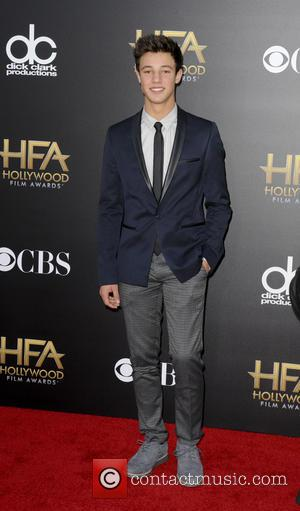 Cameron Dallas - The Hollywood Film Awards 2014 at Hollywood Film Awards - Los Angeles, California, United States - Saturday...