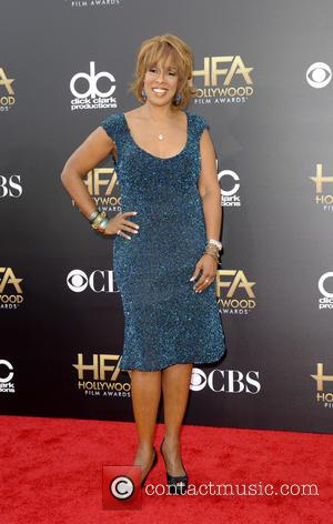 Gayle King - The Hollywood Film Awards 2014 at Hollywood Film Awards - Los Angeles, California, United States - Saturday...