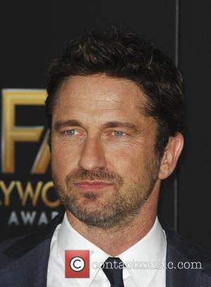 Gerard Butler - The Hollywood Film Awards 2014 at Hollywood Film Awards - Los Angeles, California, United States - Saturday...