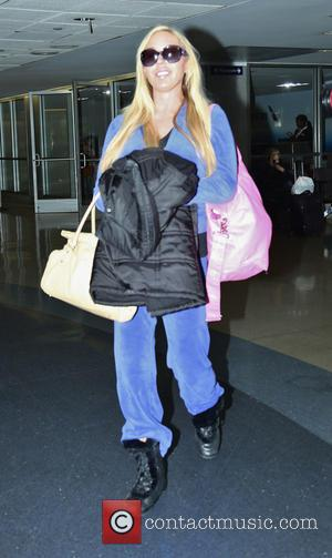 Mary Carey - Mary Carey arriving at Los Angeles International Airport (LAX) at LAX - Los Angeles, California, United States...