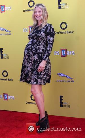 Ali Larter - Photographs from the PS Arts Express Yourself Event as a variety of stars arrived at the Barker...