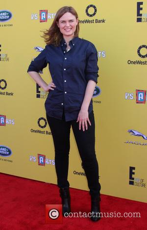 Emily Deschanel - Photographs from the PS Arts Express Yourself Event as a variety of stars arrived at the Barker...