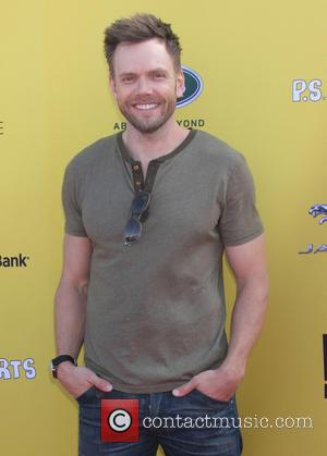 Joel McHale - Photographs from the PS Arts Express Yourself Event as a variety of stars arrived at the Barker...