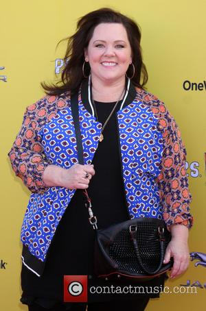 Melissa McCarthy - Photographs from the PS Arts Express Yourself Event as a variety of stars arrived at the Barker...