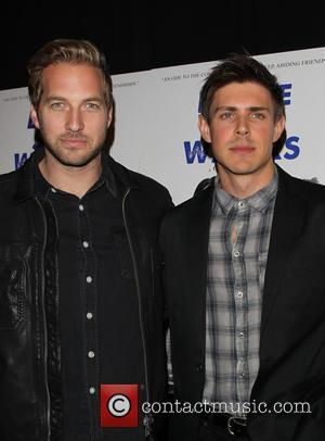 Chris Lowell and Guest