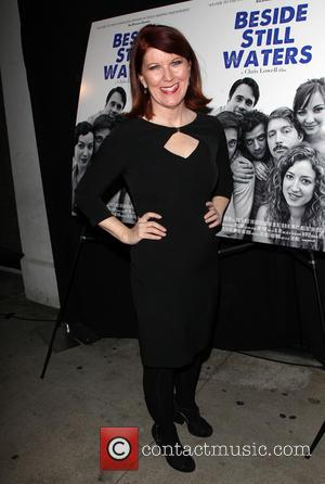 Kate Flannery - Photographs from the LA Premiere Screening of RomCom 'Beside Still Waters' which was held at the Laemmle...
