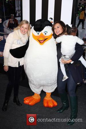 Alexandra Wentworth and Mariska Hargitay