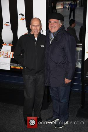 Jeffrey Katzenberg (CEO of DreamWorks Animation) and Jim Gianopulos (Chairman/ CEO Fox Filmed Entertainment) - Photographs of a variety of...