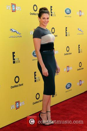 Amanda Righetti - Photographs from the PS Arts Express Yourself Event as a variety of stars arrived at the Barker...