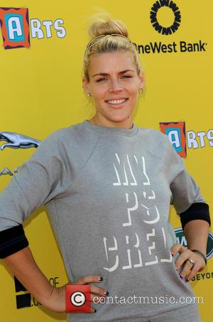 Busy Philipps - Photographs from the PS Arts Express Yourself Event as a variety of stars arrived at the Barker...