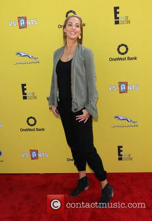 Elizabeth Berkley - Photographs from the PS Arts Express Yourself Event as a variety of stars arrived at the Barker...