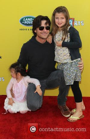 Maple Bateman, Jason Bateman and Francesca Bateman