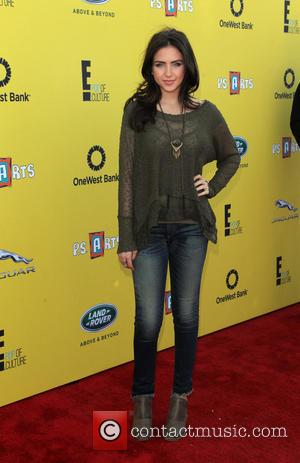 Ryan Newman - Photographs from the PS Arts Express Yourself Event as a variety of stars arrived at the Barker...