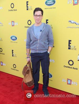 Dan Bucatinsky - P.S. ARTS Express Yourself Event 2014 held at Barker Hangar - Arrivals - Los Angeles, California, United...