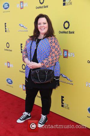 Melissa McCarthy - P.S. ARTS Express Yourself Event 2014 held at Barker Hangar - Arrivals - Los Angeles, California, United...