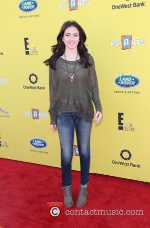 Ryan Newman - P.S. ARTS Express Yourself Event 2014 held at Barker Hangar - Arrivals - Los Angeles, California, United...