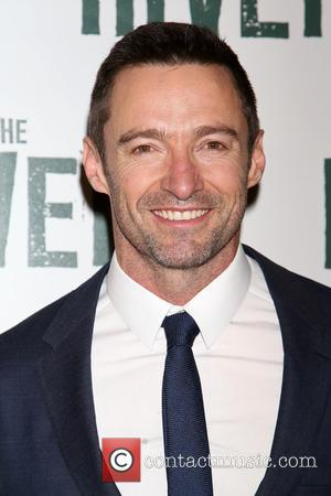 Hugh Jackman - A variety of stars were photographed as they arrived for the party following the opening night of...