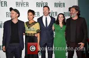 Hugh Jackman, Cush Jumbo, Ian Rickson, Laura Donnelly and Jez Butterworth