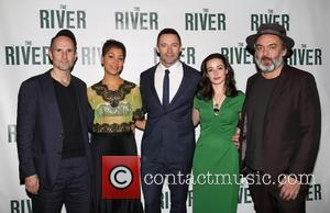 Ian Rickson, Cush Jumbo, Hugh Jackman, Laura Donnelly and Jez Butterworth