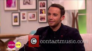 Jay James - Jay James appears on 'Lorraine', to talk about his exit form 'The X Factor'. Shown on ITV1...