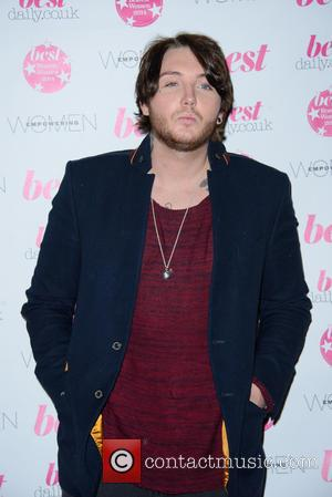 James Arthur - The Best Bravest Women Awards 2014 at the St James Court hotel in London - Arrivals -...