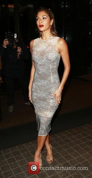 Nicole Scherzinger - A variety of celebrities were photographed as they arrived at the Global Gift Gala London 2014 which...