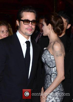 Angelina Jolie Fights Back Tears At Unbroken Premiere