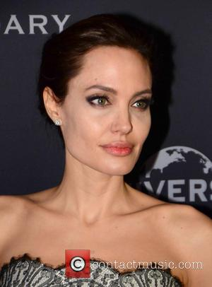 Angelina Jolie - Premiere of 'Unbroken' held at the State Theatre - Arrivals at State Theatre - Sydney, Australia -...